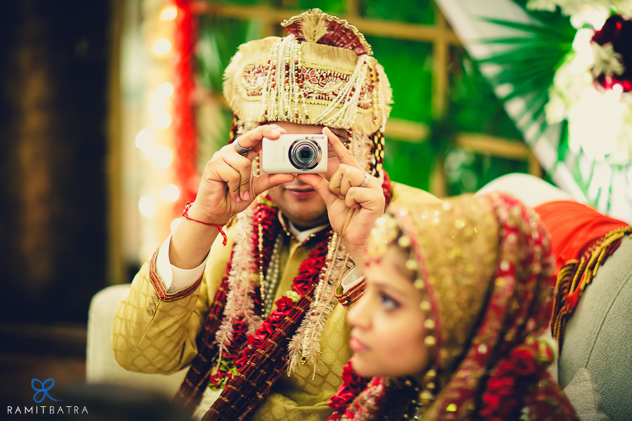 The Best Wedding Photographer in India