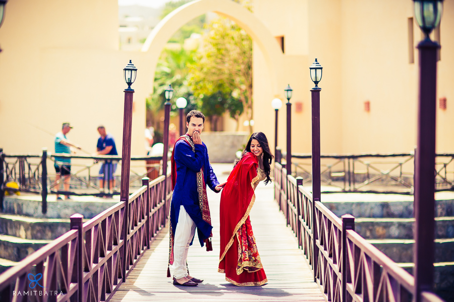 Akanksha Robert Ras Al Khaimah Wedding Uae Ramit