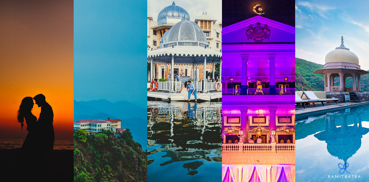 Top 5 Most awesome destination wedding locations in India