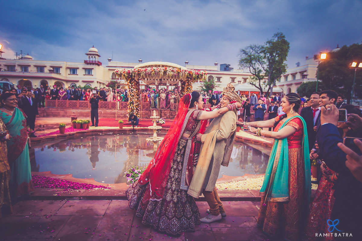 15 romantic wedding venues in india for Popular destination wedding locations