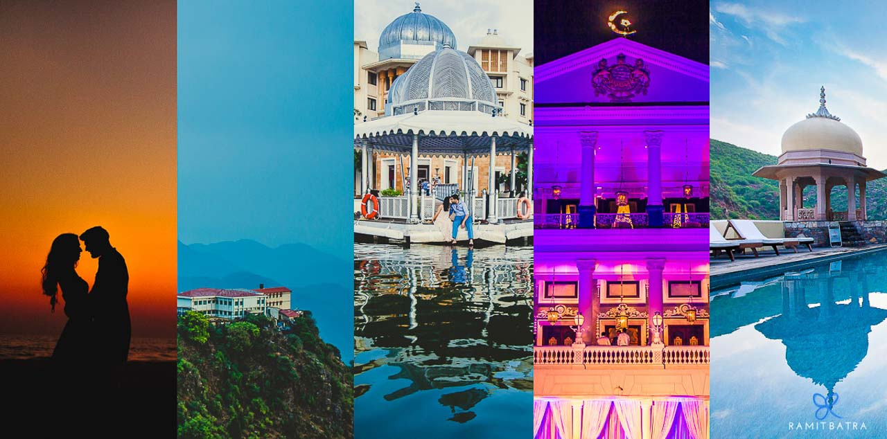 The Top 5 Most Awesome Destination Wedding locations in India