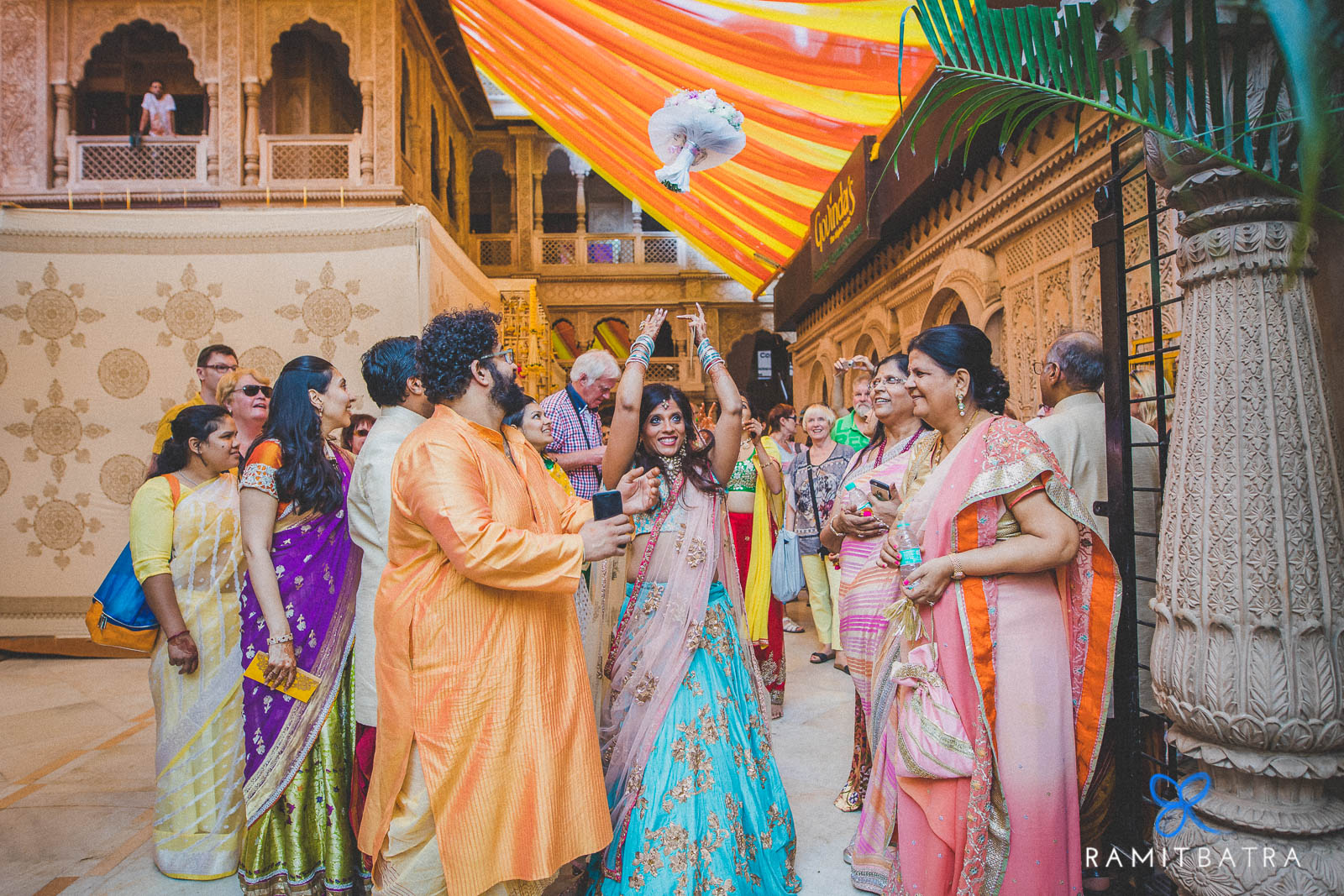 A British Marwari Parsi Bengali South Bombay Iskcon Temple Wedding Truly Incredible India