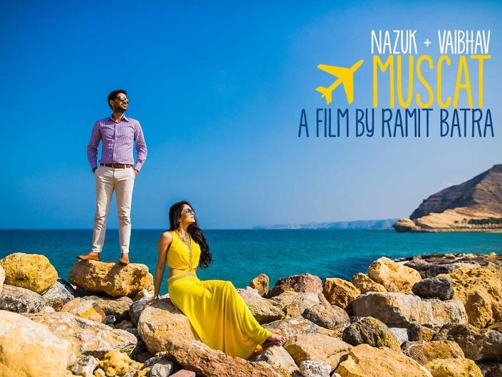 Ritz Carlton - Al Bustan Palace Muscat (Oman) - Destination Wedding Film