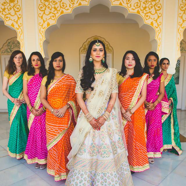 Taj Jai Mahal Palace Jaipur Destination Wedding Photography Film