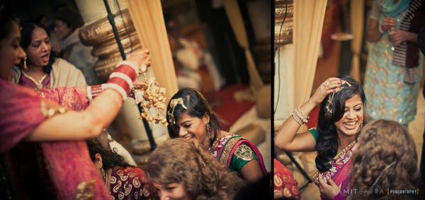 The most unbelievable part is that this friend did actually get married next. How do we know? We covered her wedding as well ;) Check it